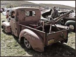 100 Rat Rod Tow Truck