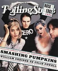 Smashing Pumpkins Album Covers by Rs721 Smashing Pumpkins 1995 Rolling Stone Covers Rolling Stone