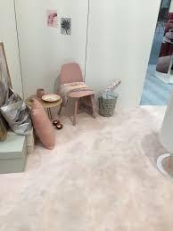 teppichboden auslegeware vorwerk in hellem rosé rosa