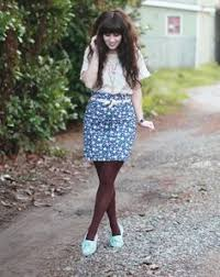 Cute Vintage Outfit Needs Pants