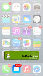 GoDaddy Email iPhone Automatically Setting Up GoDaddy Email