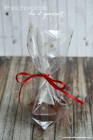diy trinkschokolade am löffel geschenke aus der küche