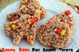 Rice Krispie Treats Halloween Shapes by Mommy U0027s Kitchen Recipes From My Texas Kitchen Candy Corn Rice