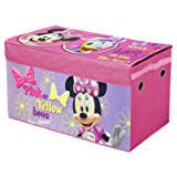 Minnie Mouse Bedroom Decorations by Amazon Com Minnie Mouse Kids U0027 Furniture Décor U0026 Storage Toys