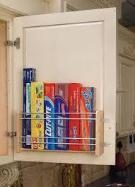 Door Attachment For Food Storage Necessities