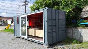 100 Converted Containers Container Thai Has Coffee Shop For Rent