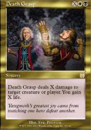 Necropotence Deck Tapped Out by Decks From The Past Necro And Arena