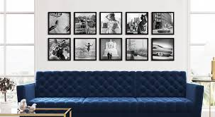 bilder aufhängen perfekt anordnen 15 tipps whitewall