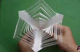 07 3D Kirigami Flower Tutorial