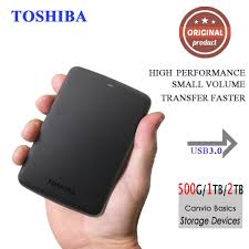 Toshiba Canvio Desk 3tb Manual by Aliexpress Com Buy Toshiba Portable External Hard Disk Drive