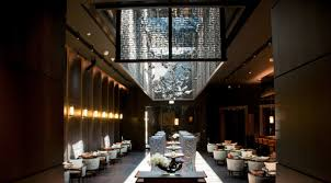 Steve Leungs Restaurant In Dubai Evokes Traditional Chinese Architecture And Design