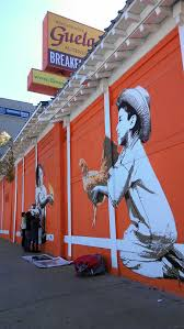 Famous Mexican Mural Artists by Oaxacan Street Artists Bring Mexican Muralism To Los Angeles U2013 For