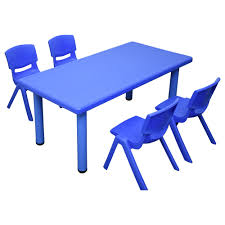 Kids Rectangle Blue Activity Table With 4 Blue Chairs Set - HelloDeals Greek Style Blue Table And Chairs Kos Dodecanese Islands Shabby Chic Kitchen Table Chairs Blue Ding Http Outdoor Restaurant With And Yellow Crete Stock Photos 24x48 Activity Set Yuycx00132recttblueegg Shop The Pagosa Springs Patio Collection On Lowescom Tables Amusing Ding Set 7 Piece 4 Kids Playset Intraspace Little Tikes Bright N Bold Free Shipping Balcony High Cushions Fniture Rst Brands Sol 3piece Bistro Setopbs3solbl The