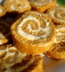 Libbys Pumpkin Roll Recipe by Pumpkin Rolls The Who Ate Everything