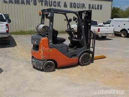 100 Used Trucks In Arkansas Toyota 8FGCU25 For Sale Cave City Price 13000 Year