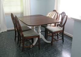 Plastic Seat Covers For Dining Room Chairs by Gorgeous Dining Chair Transformation Lovely Etc