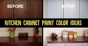 Color Ideas For Painting Kitchen Cabinets Painting Kitchen Cabinets Refresh Your Outdated Kitchen