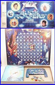 Vintage 1979 BUCK ROGERS Adventures In The 25th Century Space Board Game