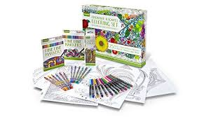 Hop On Over To Amazon Where You Can Score The Crayola Adult Coloring Book Marker Art Activity Set For 1089 Reg 2999 Shipped