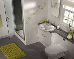 Brown Mosaic Bathroom Mirror by Minimalist Apartment Bathroom The Featuring Tan Color Wall Paint