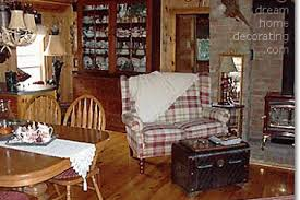 14 Country Cabin Decor Interior Cottage Living Room Ideas