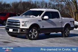 Pre-Owned 2016 Ford F-150 King Ranch Crew Cab In Crete #6C1712A ... New 2018 Ford F150 Supercrew 55 Box King Ranch 5899900 Vin Custom Lifted 2017 And F250 Trucks Lewisville Preowned 2015 4d In Fort Myers 2016 Used At Fx Capra Honda Of Watertown 2012 4wd 145 The Internet Truck Crew Cab 4 Door Pickup Edmton 17lt9211 Super Duty Srw Ultimate Indepth Look 4k Youtube Oowner Lebanon Pa Near 2013 Naias Special Edition Live Photos Certified