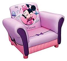 Amazon Disney Minnie Mouse Upholstered Chair Kitchen & Dining