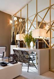 Mirrored Walls In Living Rooms Incredible Wall Panels Mirror How To Use Them Blogbeen Freda Home