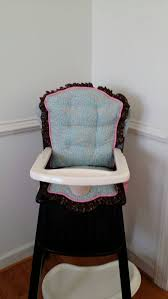 Eddie Bauer Wooden High Chair by 115 Best Custom Highchair Pads Images On Pinterest Chair