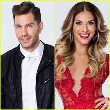 Andy Grammer Does The Paso Doble With Allison Holker On Dancing Stars Video