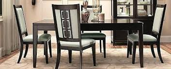 Raymour And Flanigan Dining Table Room Chairs Round