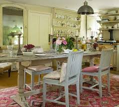 48 Popular French Country Kitchen Table For Your Home This Summer
