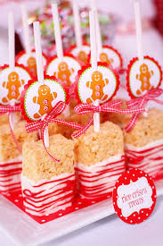 Rice Krispie Christmas Tree Ornaments by Christmas Rice Krispie Treats Clean And Scentsible