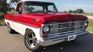 1969 Ford F100 Fuel Injected