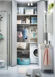 la mini buanderie badezimmer inspiration waschküche ikea