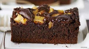 Gluten Free Chocolate Pear Cake an Easy and Vegan Recipe