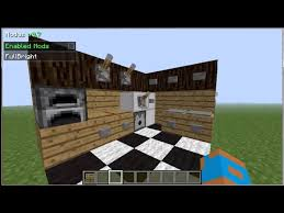 minecraft house furniture ideas