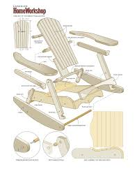 35 Free DIY Adirondack Chair Plans & Ideas For Relaxing In ... Ding Room Chair Woodworking Plan From Wood Magazine Indoor How To Replace A Leather Seat In An Antique Everyday 43 Adirondack Glider Plans Folding 478 Classic Rocking Fniture Best Wooden Diy Wine Barrel Wood Very Simple Adirondack Chair Plans With Cooler Wooden Fniture Making 60 Boat Dashboard Stock Image Of Childs Solid Of Windsor Woodarchivist Mission Style History And Designs Homesfeed Stick Free Building Southern Revivals