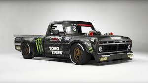 Meet Ken Block's 914-HP Hoonitruck