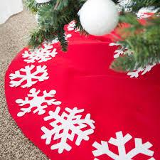 NoSew Christmas Tree Skirt Tutorial Simple Simon And Company