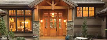 1824 Custom Door Size Wood Type Transom Sidelites