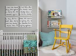 Yellow And White Curtains For Nursery by Neutral Gray And Yellow Nursery Inspired By This