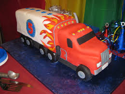 Sara's Custom Cakery: Semi Truck Cakes By Setia Built Like A Mack Truck Optimus Prime Process Semi Cake Beautiful Pinterest Truck Cakes All Betz Off Ups Delivers Birthday Semitruck Grooms First Sculpted Cakecentralcom Ulpturesandcoutscars Crafting Old Testament Man New Orange Custom Built Diaper Cake Semi