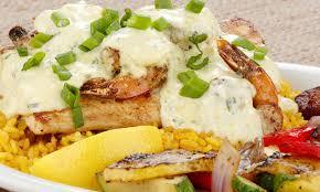 grille cuisine sassy bass caribbean grille orange al groupon