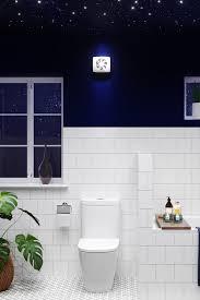 aviant multifunktionales badlüftungsgerät mit sensor trio