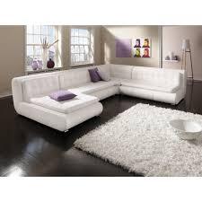 canapé d angle panoramique en cuir design pop design fr