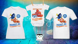 Finding Nemo Baby Clothes And by Finding Nemo Birthday Shirt Finding Nemo Shirt Finding Nemo