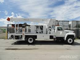 100 Ford Bucket Truck F800 For Sale Miami Price US 16900 Year 1991 Used