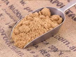 Fourths Soft Light Brown Sugar Fourths from Real Foods Buy Bulk