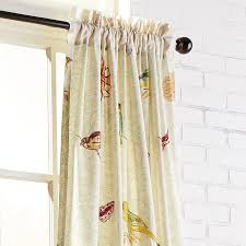 Pier One Curtain Rods by Beaded Birds Curtain Pier 1 Imports